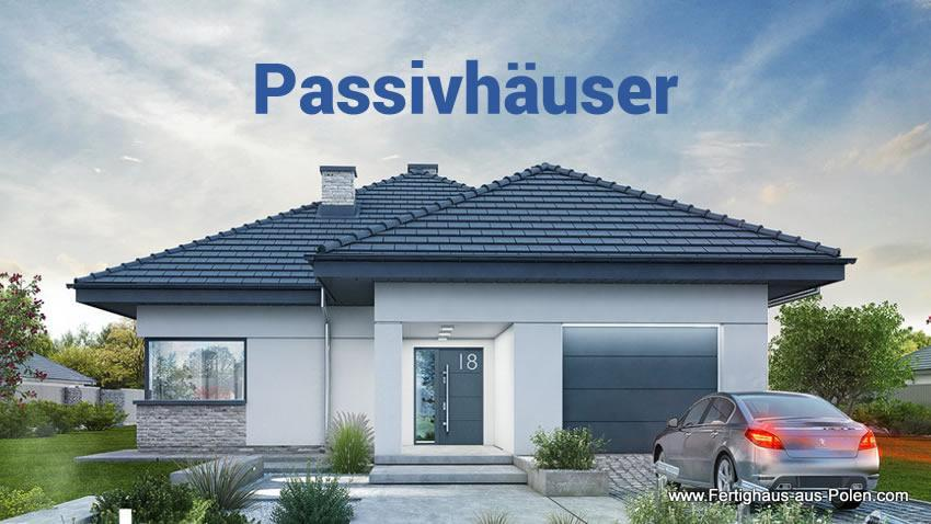 Passivhäuser in  Bornhöved