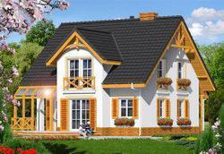 Fertighaus aus Polen √ Polnische Häuser als Holzhäuser.
